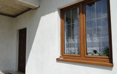 Montaż okien w domu jednorodzinnym